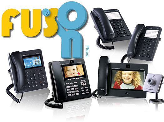 Fusion Phone has a business phone solution for your small business.