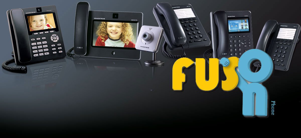 Fusion Phone has a full feature selection of reliable phones.